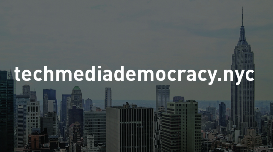techmediademocracy.nyc