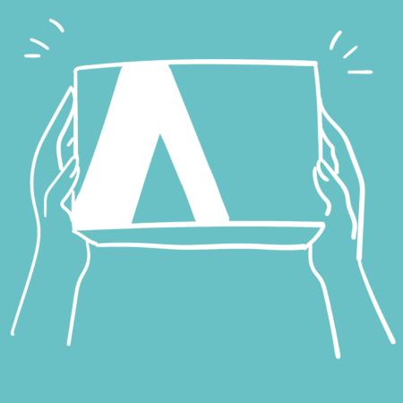 Ash logo graphic